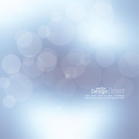 Résumé de fond avec effet bokeh. Vector délicate toile de fond. douce image flou. Subtil fond d'écran defocused. gradient souple.