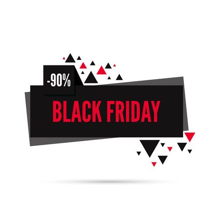 sale sticker: Black Friday  final, big sale. Total discounts. Markdown cheap. Template for Banner or poster, pricetag, tag. Black Friday sale inscription design. Vector illustration