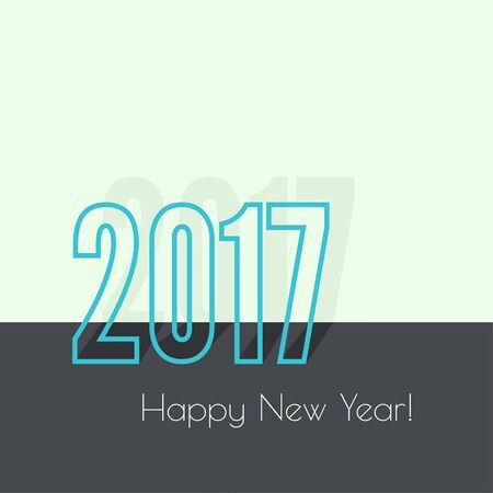 new years resolution: 2017 Happy new year background. for greeting card, flyer, invitation, poster, brochure, banner calendar Christmas Meeting events