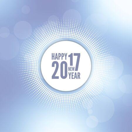 year: Happy New Year 2017