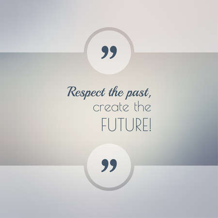 encouraging: Inspirational quote vector. Illustration