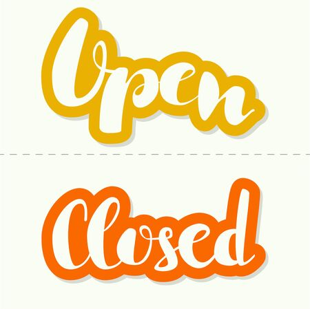 Closed inscription vector