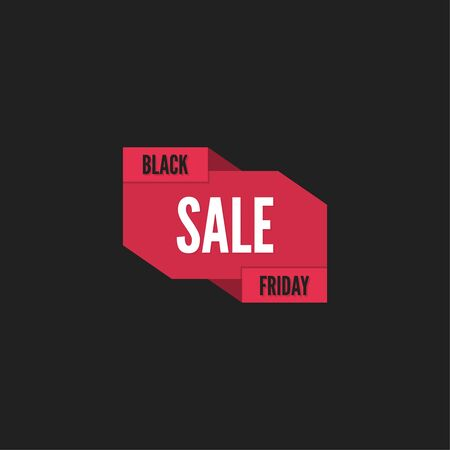 holiday shopping: Black Friday sale.