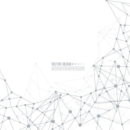 仮想抽象パターン設計。  イラスト・ベクター素材