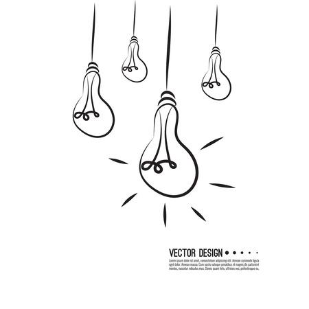 Bulb light idea.