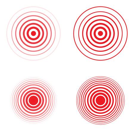 Abstract vector symbol Illustration