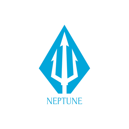 Trident Logo Template
