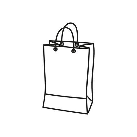 Vector sketch illustration. Ilustración de vector