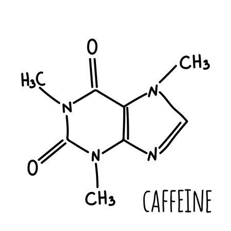 Molecular structural chemical formula.