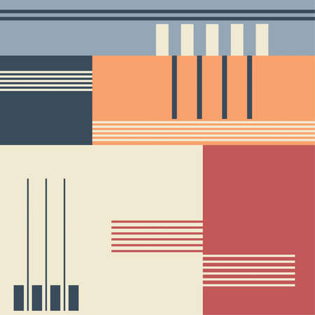 Vector background of stripes. 向量圖像