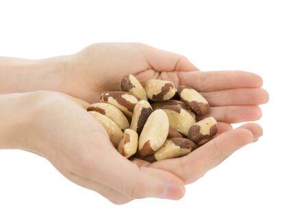 nuts: Brazil Nuts