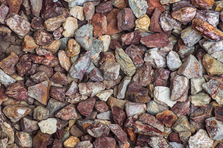 Colorful Abstract Stones and Rocks Background