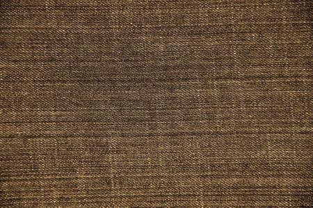 broaching: dark brown jeans texture background Stock Photo