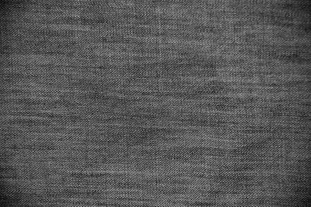 dark gray jeans texture background Stock Photo - 12624375