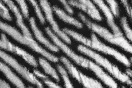 broaching: black gray strips texture background