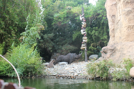 disneyland jungle cruise Editorial