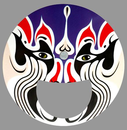 Korean Face Mask Stock Photo