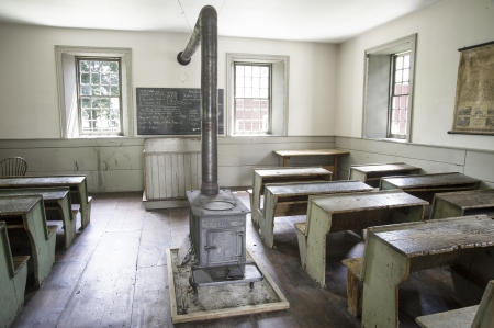stive: School Room in Farmers