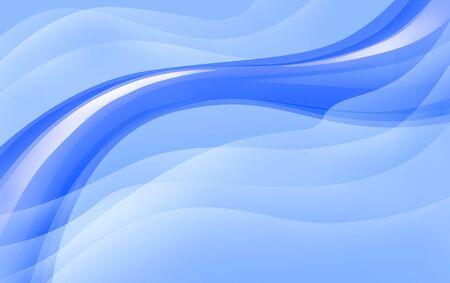 wavy blue background  Stok Fotoğraf