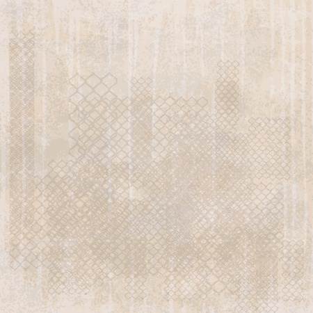 vintage grunge background with crack and rust Vector
