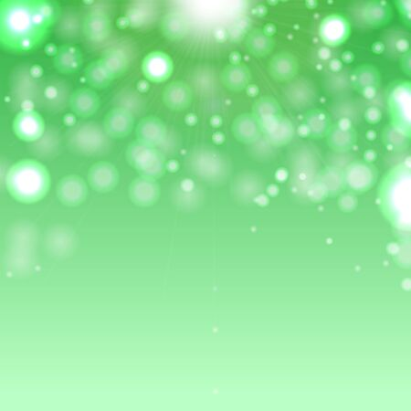 Abstract blurred background.Spring design.Place for your text. vector