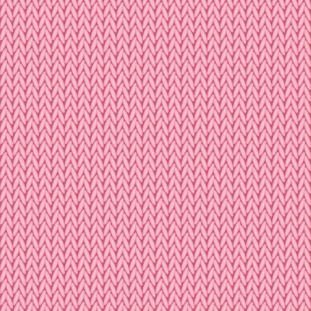 Seamless knitted pattern. Woolen cloth