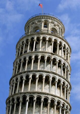Of course it's the leaning tower of Pisa. Stock Photo - 573870