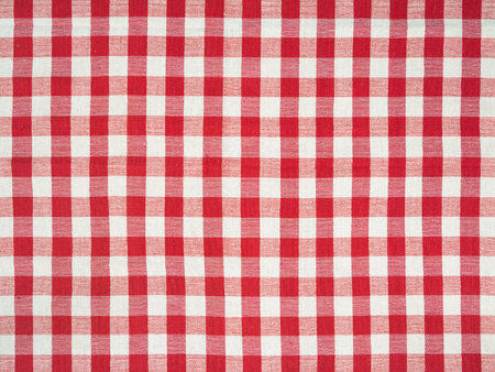 picnic cloth: Photo of a traditional Italian tablecloth as a background.