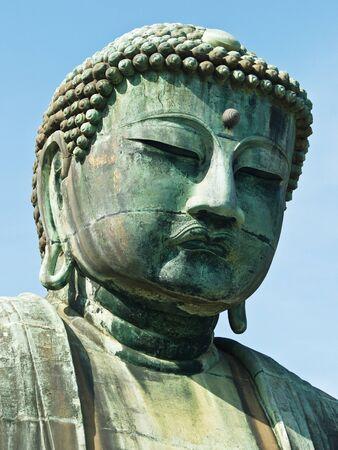Giant Buddah of Kamakura Japan,