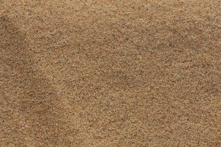 closeup of a white textured beach sand, warm feel allround Stock Photo - 1090813