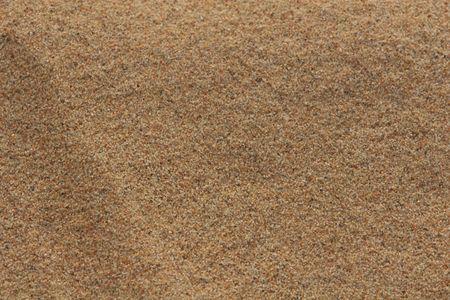 closeup of a white textured beach sand, warm feel allround Stock Photo - 1090813