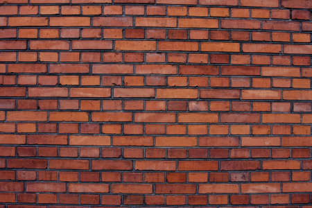 red brick wall Stock Photo - 14590704