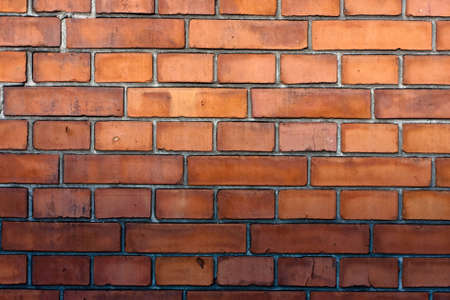red brick wall Stock Photo - 14590708