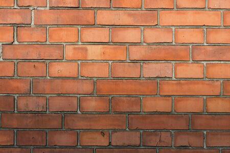 red brick wall Stock Photo - 14590707
