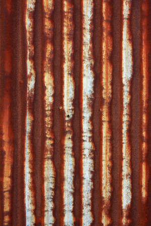 Full frame shot of a rusty piece of metal, high detail and texture, great for backgrounds in your designs Stock Photo - 9857035