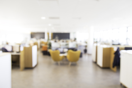 office backdrop. Blurry Office Background, Perfect To Use For Backdrop In Advertisements Or  Other Designs Stock Photo T