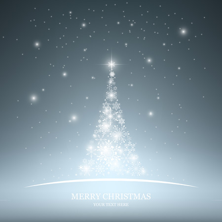 glister: Christmas background