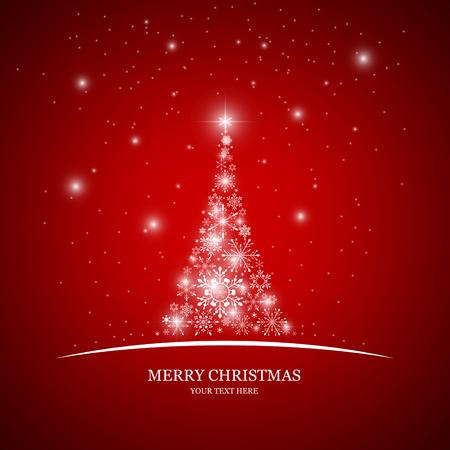 december holidays: Christmas background,Vector EPS10. Illustration
