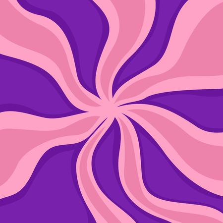 Candy purple and pink swirl background Ilustracja