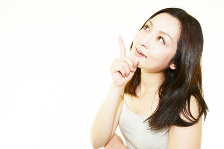 Relaxed woman Stock Photo - 15242353