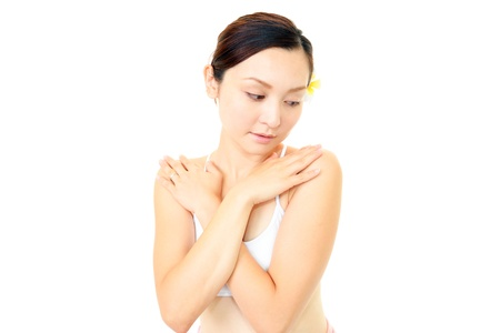 decolletage: The woman who have made skin care
