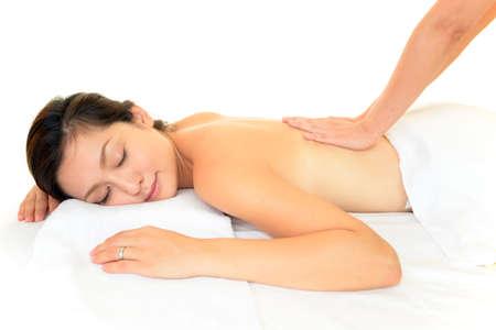 spa massage Stock Photo - 16084063