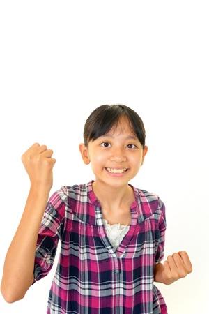 willing: Girls willing to pass exam