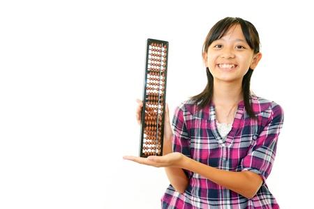 Smiling girl Stock Photo - 15454912
