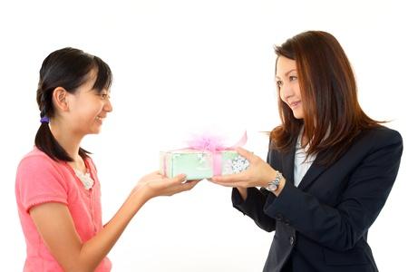 willing: Girls willing to pass exam  Stock Photo