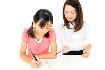 self exam: The girl who studies