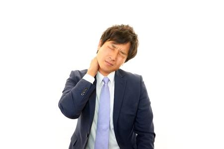 salaried: Depressed businessman
