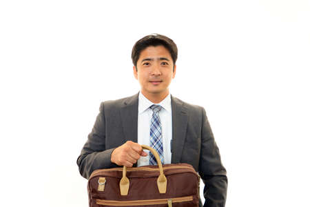 Friendly Business Man Stock Photo - 16955600
