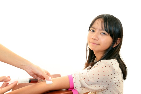 Girls to be vaccinated photo