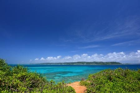 Beautiful subtropical Okinawa Stock Photo - 17560839